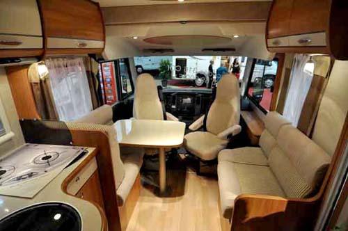 Excellent Motorhome For Hire  2 Berth  Autotrail Tracker  Location Poulton Le